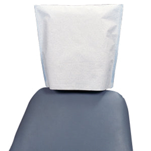 SafeBasics™ Tissue/Poly Head Rest Covers-Medicom