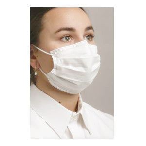 Level 3 Dual Fit Ear-Loop Face Mask (Pleated)