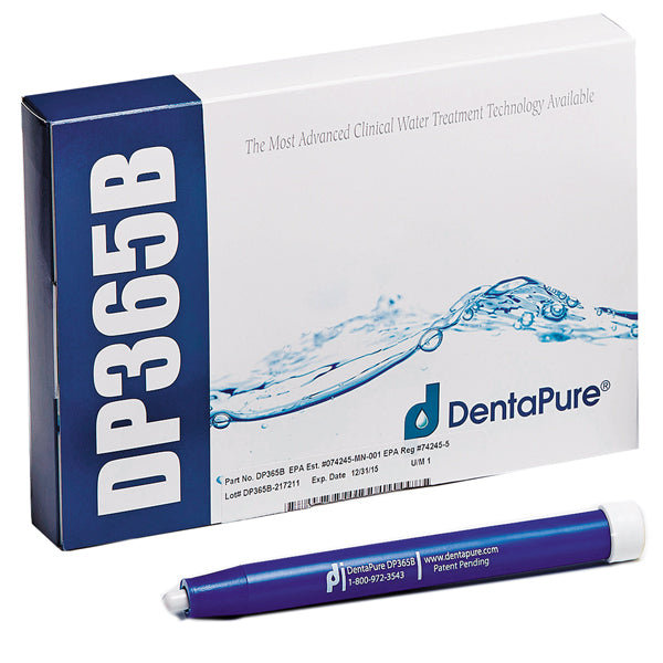 DENTAPURE® MICROBIOLOGICAL WATER PURIFICATION SYSTEM -CROSSTEX