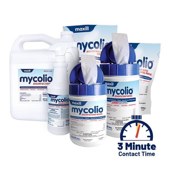 mycolio DISINFECTANT WIPES( Limited availability)
