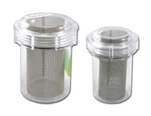 Evacuation Trap Filters / Canister Type