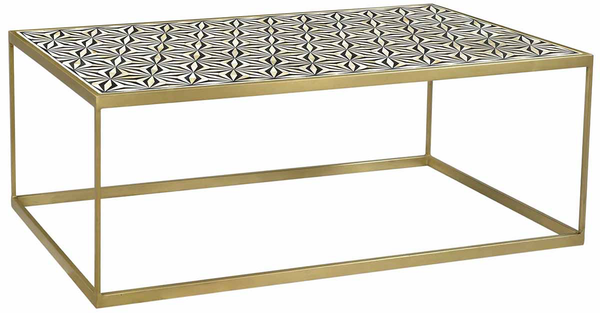Agoura Tiled Coffee Table