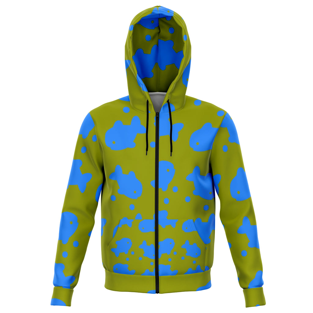 Fall Guys Zip Hoodie Fish - T-Rex