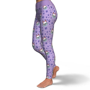 Special Request A Villager Leggings