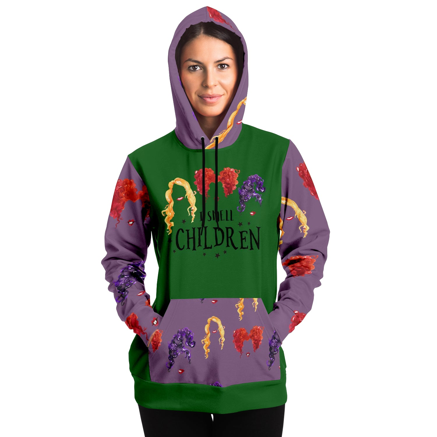 I Smell Children Pullover Hoodie