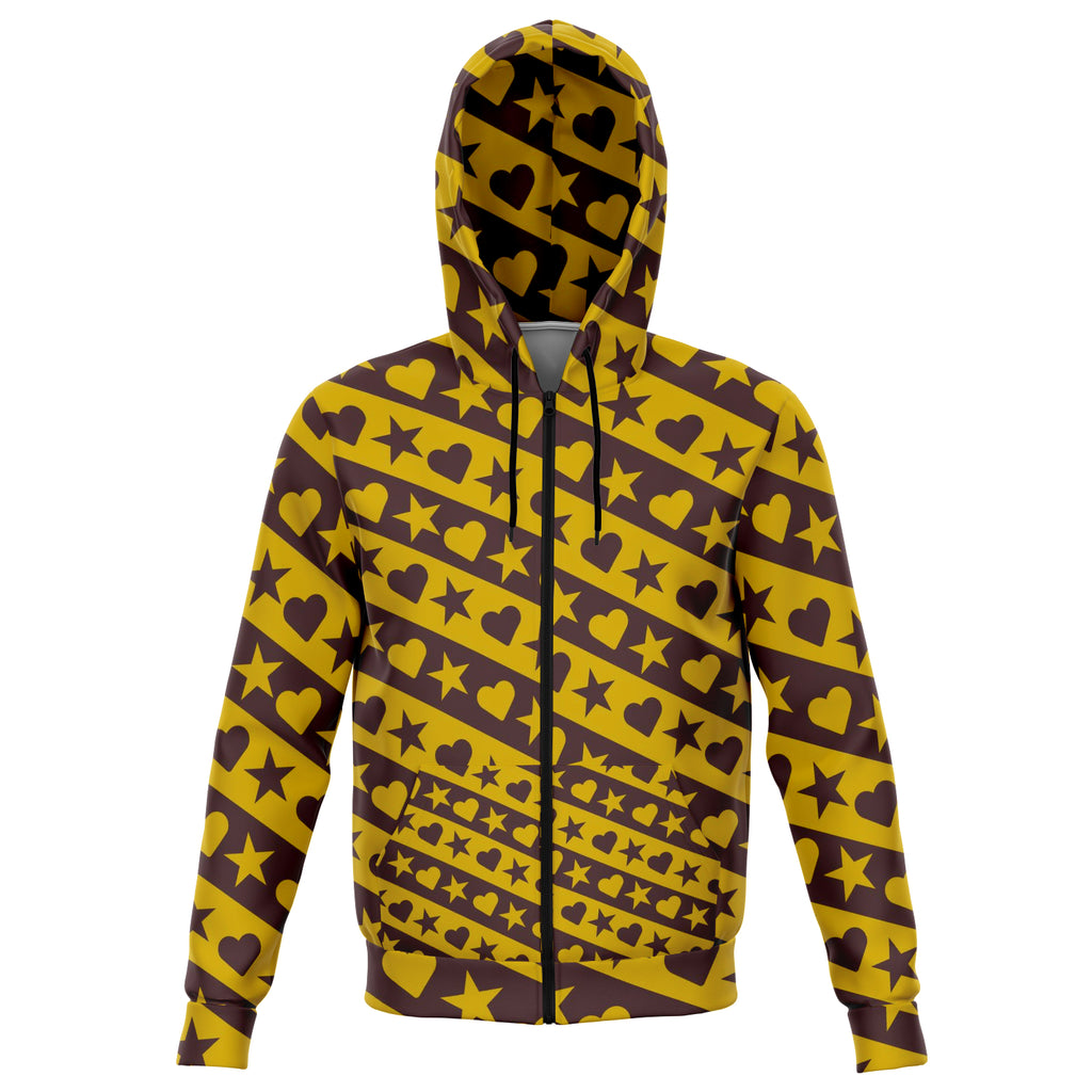 Fall Guys Zip Hoodie Glorious - Bumble Bee