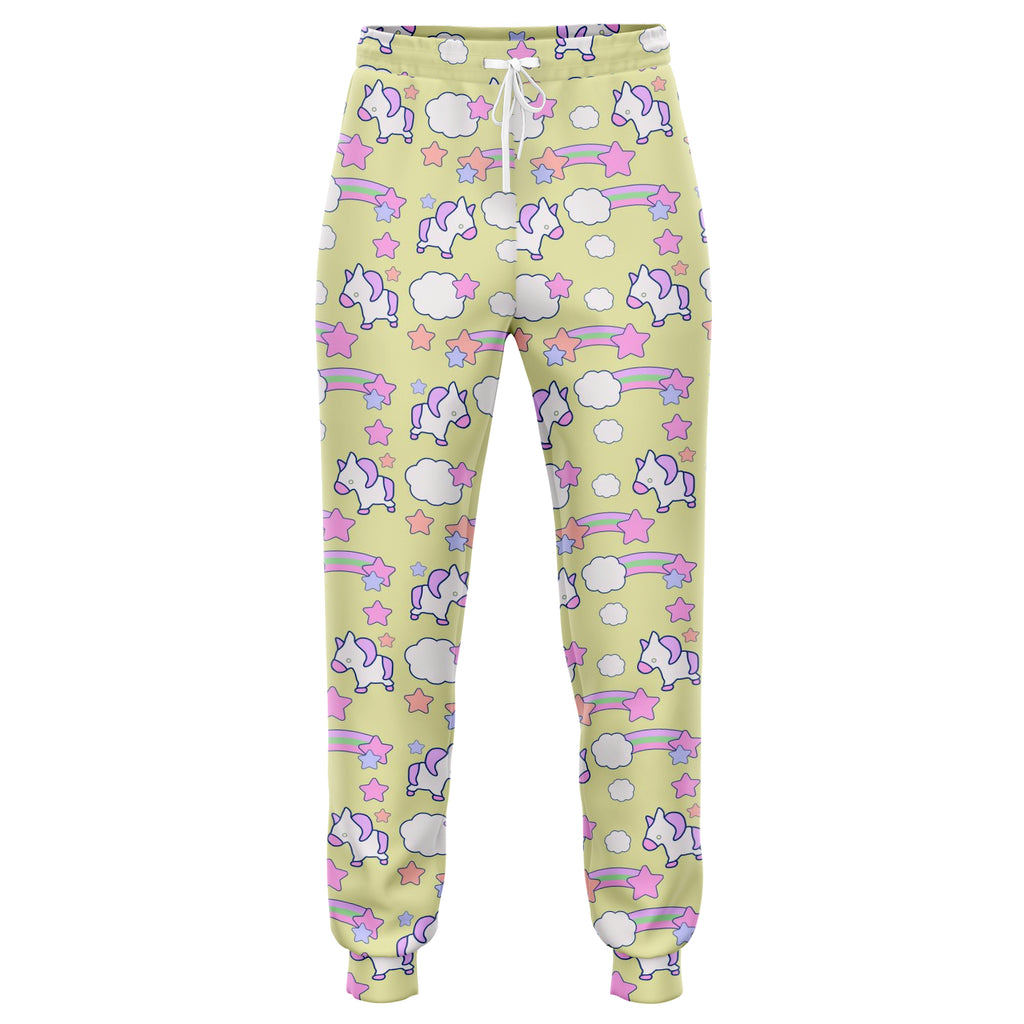AC Dreamy Jogging Pants - Yellow