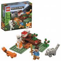 LEGO® Minecraft® The Taiga Adventure