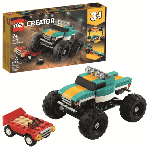 LEGO® Creator Monster Truck