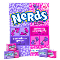 Big Nerds Grape/Strawberry
