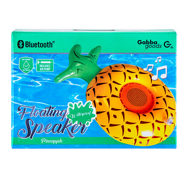 Pineapple Floating Bluetooth Speaker