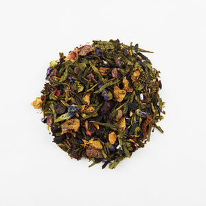 """Purple Rain"" Herbal Tea"