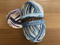 Ashford Mackenzie Random Colourways 4 ply