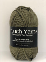 Pure Merino 8 ply By Touch Yarns