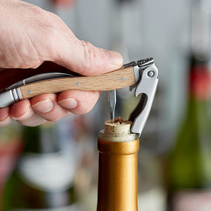 Laguiole French Beachwood Corkscrew