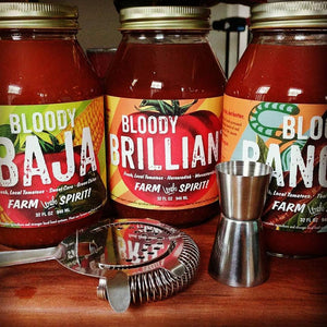 Bloody Brilliant Bloody Mary Mix
