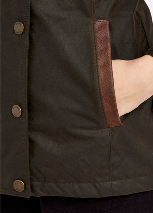 Mountrath Coat Olive