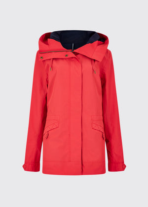 Shannon Raincoat Poppy