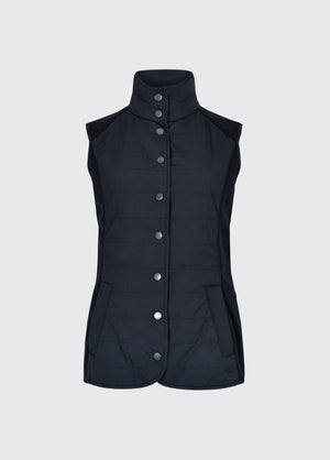 Ballycoe Vest in Navy