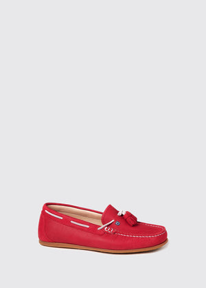 Jamaica Loafer in Poppy