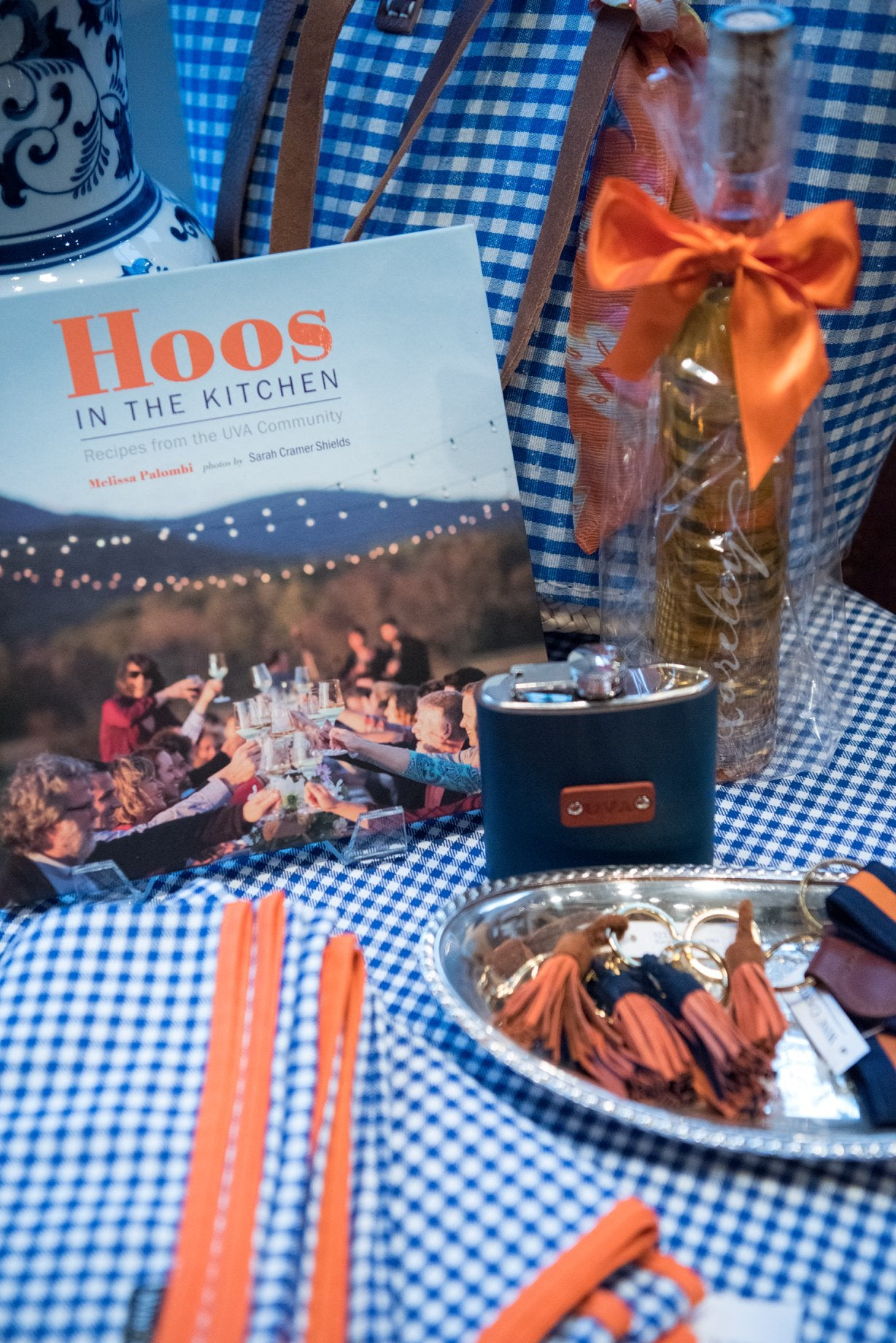 Hoos In The Kitchen Cookbook Autographed Wine Country Shop