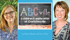 ABCville Children's Book (signed)