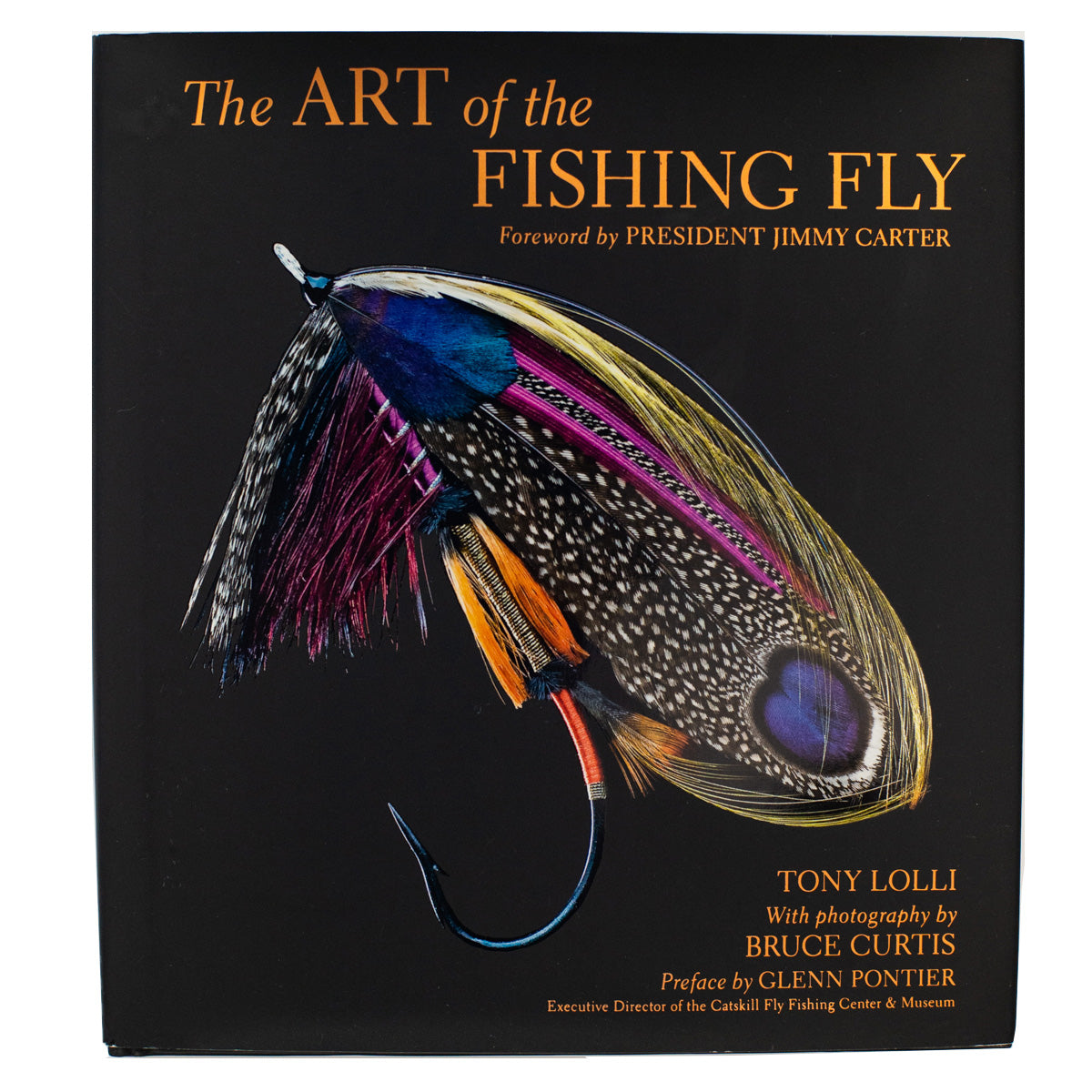 The Art of the Fishing Fly by Tony Lolli