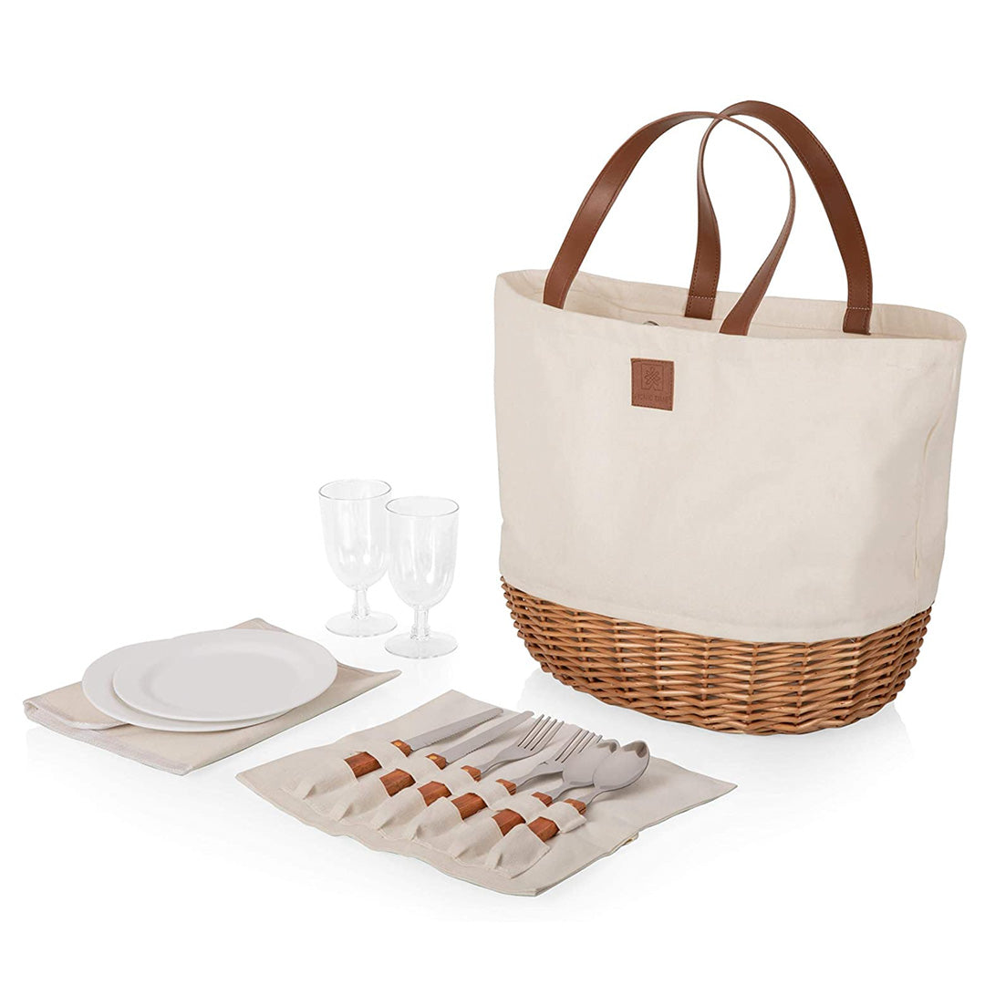 Avignon Picnic Tote-for-Two
