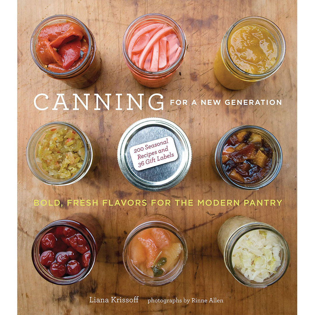 Canning For A New Generation Book