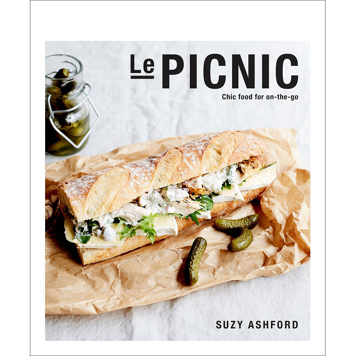 Le Picnic Cookbook
