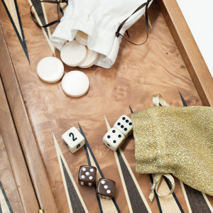 Artisan Backgammon Set