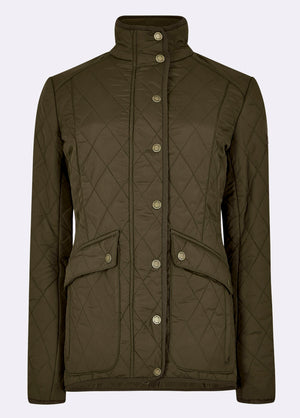Bettystown Quilted Coat