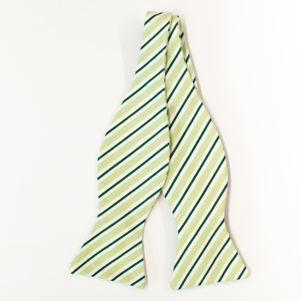 Mountain Stripe Bow Tie
