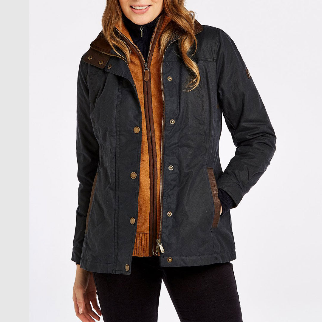 Mountrath Coat Navy