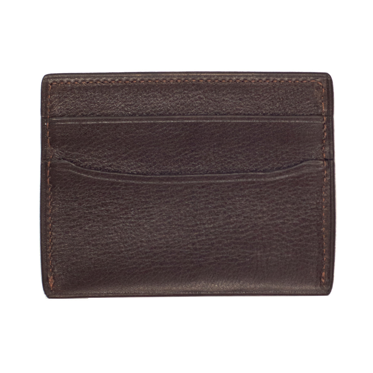 Handmade Wallet in Brown Leather