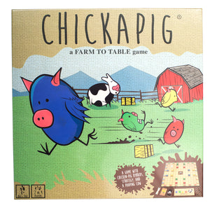 Chickapig Board Game
