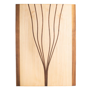 Serving Board Tree of Life - flute