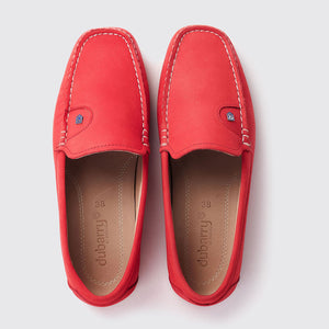 Bali Loafer in Coral