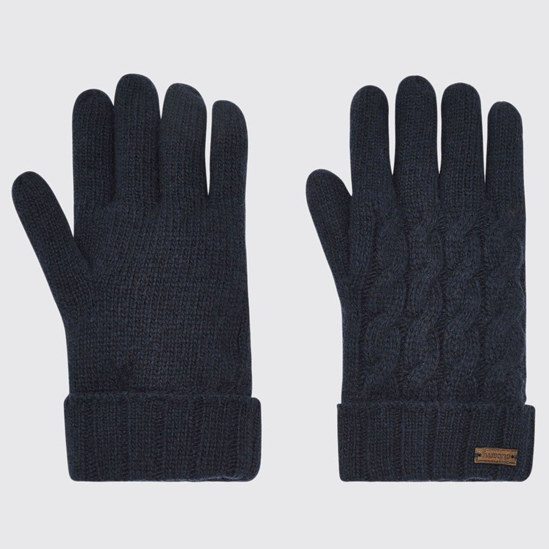 Buckley-Knitted-Gloves-Navy