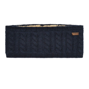 Fossa Headwrap Navy