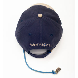 Dubarry Causeway Cap with Wind Strap