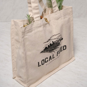 Local Feed Tote Bag