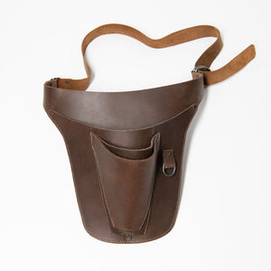 Gardener's Leather Tool Belt