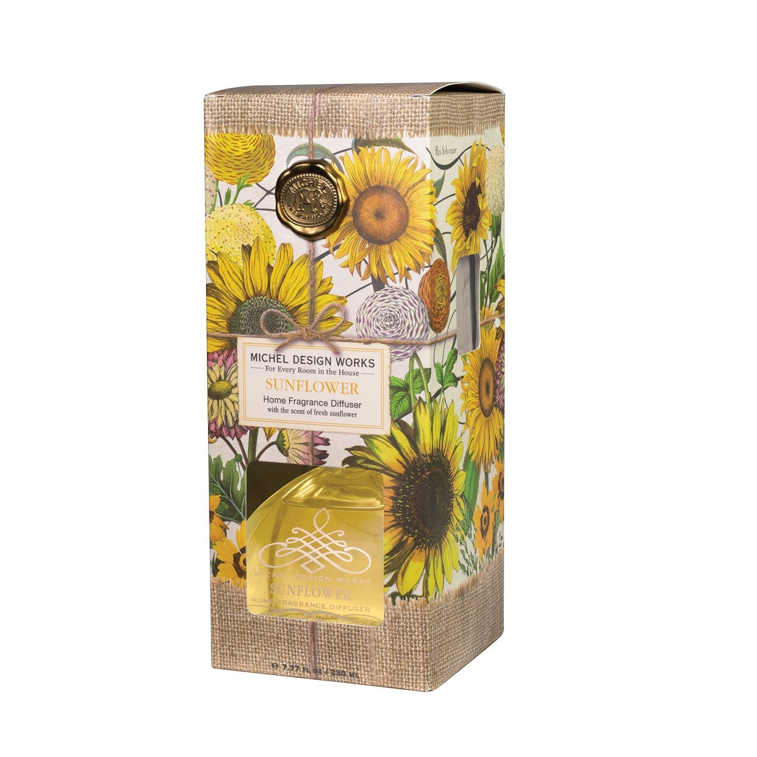 Sunflower Home Fragrance Diffuser