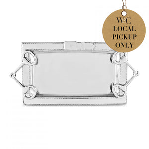 Beatriz Ball Equestrian Serving Tray