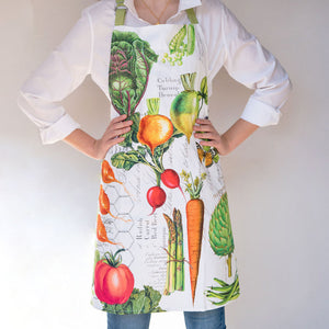 Vegetable Kingdom Apron