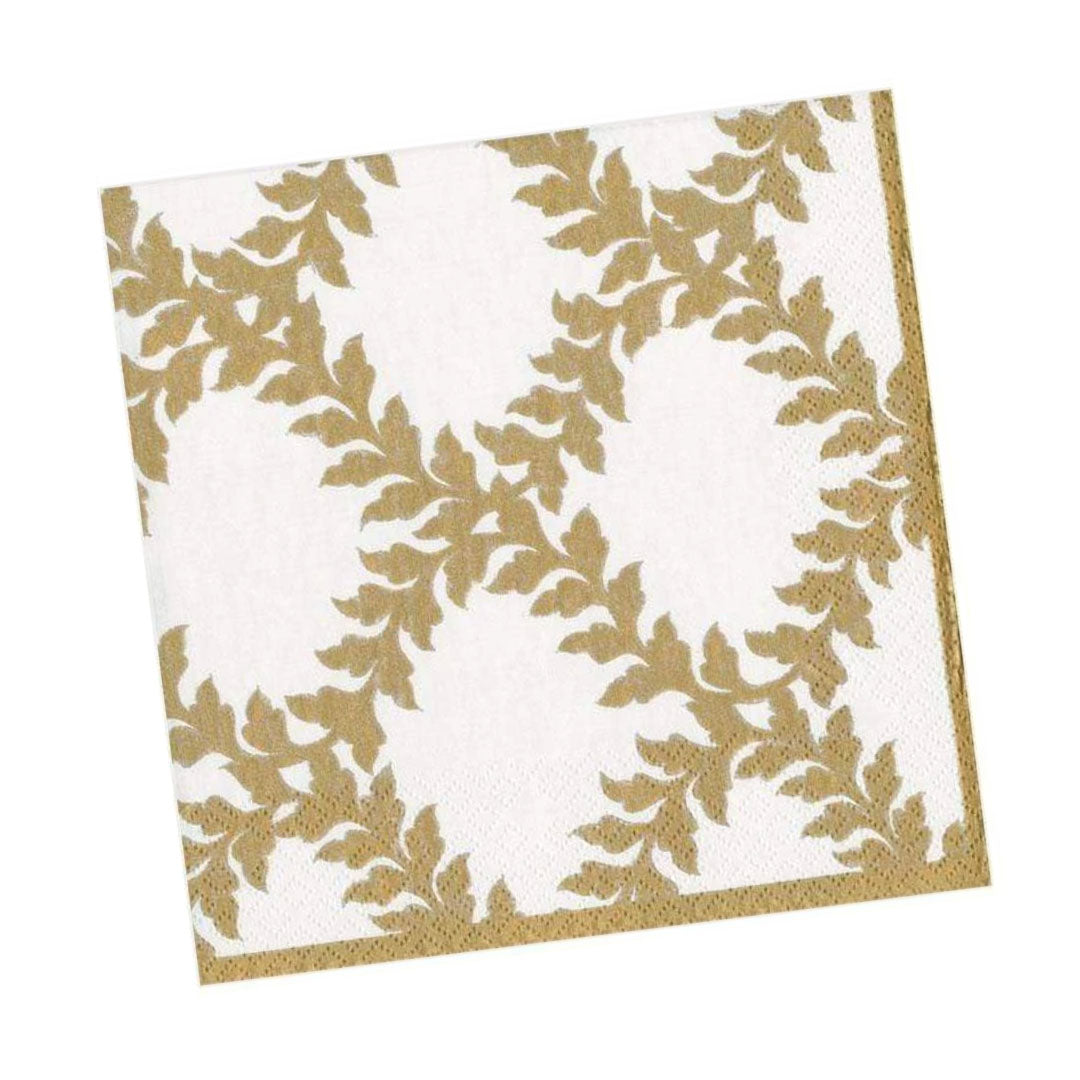 Acanthus Trellis Napkin Collection