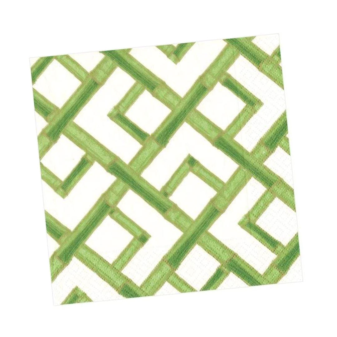 Green Bamboo Napkin Collection