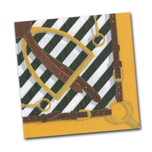 Stirrups & Silks Napkin Collection