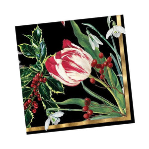 Winter Arrangement Napkin Collection